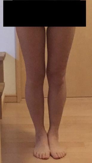 38歳子持ち主婦の足