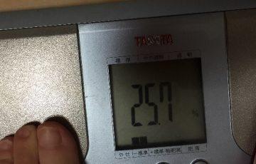 38歳子持ち主婦の体重は51kg