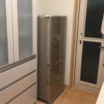 家族三人で使う冷蔵庫