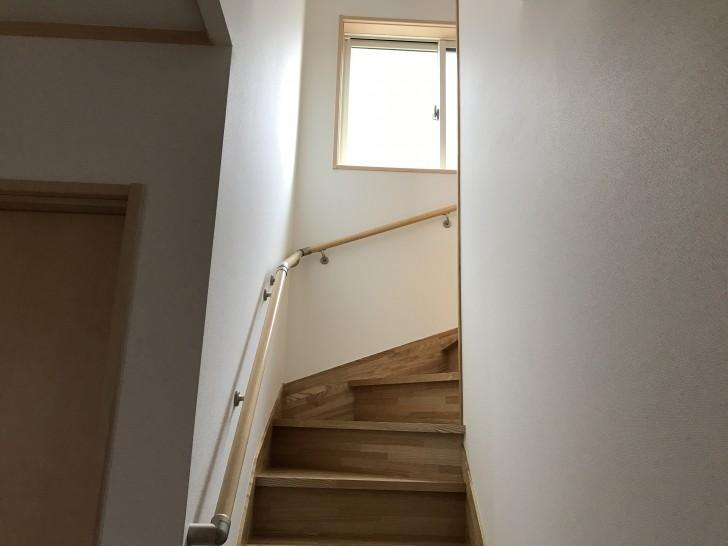 1階からみた階段