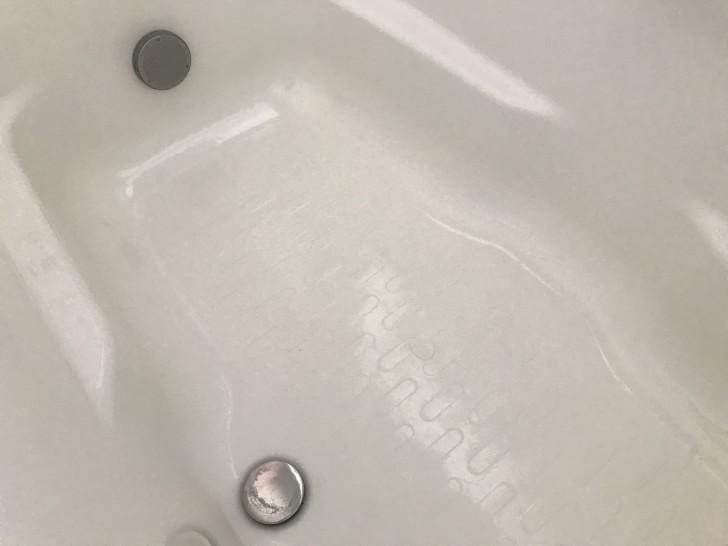 浴槽の水垢
